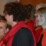 Temporary choir director, Daniel Uprimny Arcos