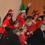 The VIGC perform at the Christmas Concert 2012