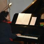 Pianist Ana Maria Ospina